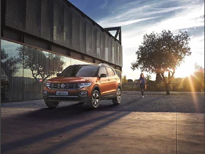 Foto 1: Volkswagen T-CROSS 2020