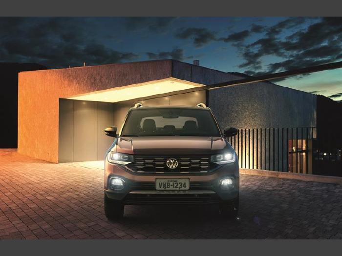 Foto 3: Volkswagen T-CROSS 2020