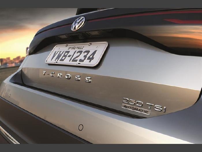 Foto 7: Volkswagen T-CROSS 2020