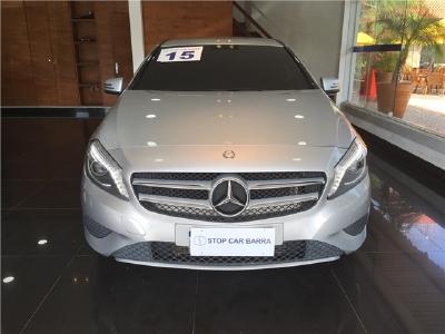 Mercedes-Benz A 200 2015 524806