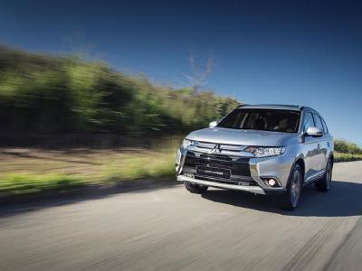 Mitsubishi Outlander 2019 527606