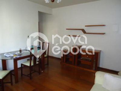 Méier, 3 quartos, 1 vaga, 80 m² 528268