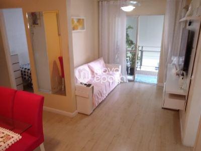 Piedade, 1 quarto, 1 vaga, 49 m²