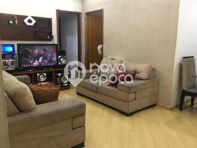 Méier, 2 quartos, 1 vaga, 80 m² 529484