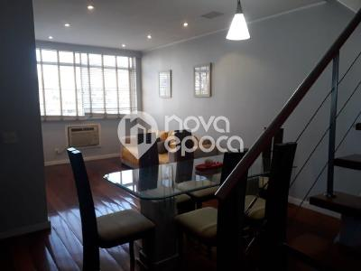 Tijuca, 3 quartos, 1 vaga, 170 m²
