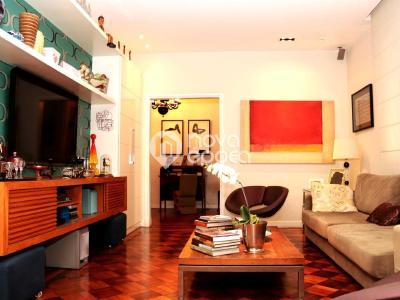 Flamengo, 3 quartos, 1 vaga, 155 m²