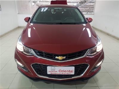 Chevrolet Cruze 2017 534699