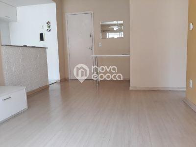 Quintino Bocaiuva, 2 quartos, 1 vaga, 60 m² 535102