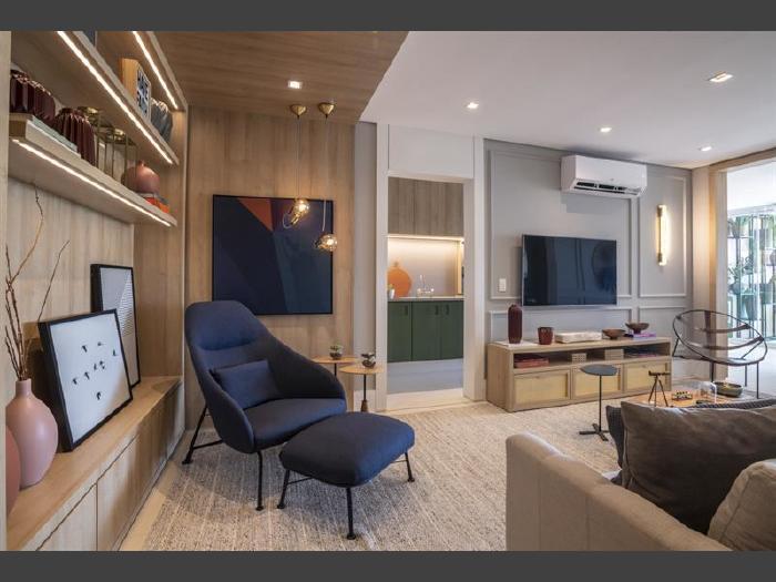 Foto 5: Recreio dos Bandeirantes, 3 quartos, 2 vagas, 138 m²