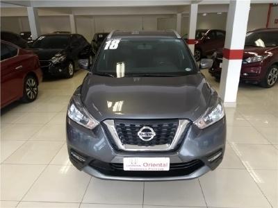 Nissan Kicks 2018 537399