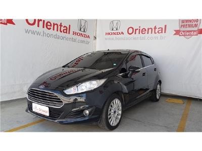 Ford Fiesta 2017 537498