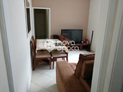 Cachambi, 2 quartos, 1 vaga, 58 m² 537589