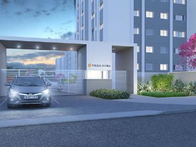 Taquara, 2 quartos, 1 vaga, 48 m² 537672