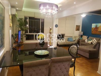 Méier, 3 quartos, 1 vaga, 75 m² 537790