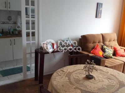 Engenho Novo, 3 quartos, 1 vaga, 60 m²