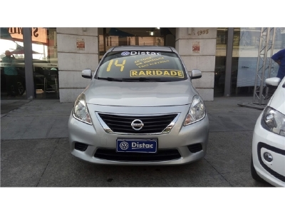 Nissan Versa 2014 538693