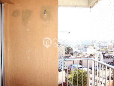 Méier, 2 quartos, 1 vaga, 52 m² 539146