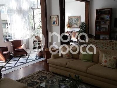 Copacabana, 3 quartos, 1 vaga, 230 m² 540584