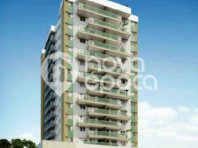 Cachambi, 2 quartos, 1 vaga, 56 m² 540678