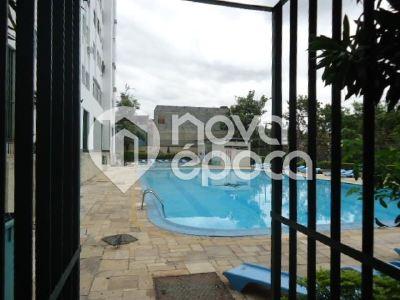 Engenho Novo, 3 quartos, 1 vaga, 55 m² 542450