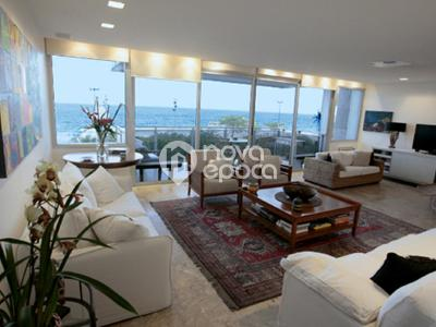 Ipanema, 3 quartos, 2 vagas, 210 m² 542671