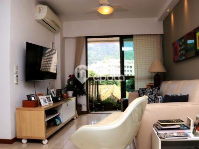 Tijuca, 3 quartos, 2 vagas, 98 m² 542995