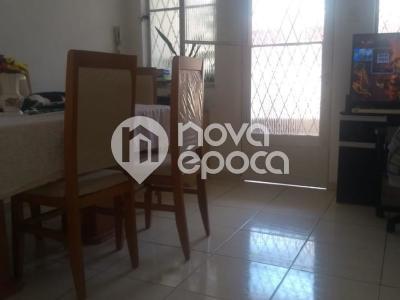 Riachuelo, 2 quartos, 1 vaga, 65 m²