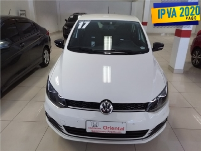 Volkswagen Fox 2017 543431