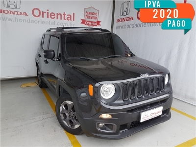 Jeep Renegade 2016 543496