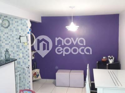 Inhaúma, 2 quartos, 1 vaga, 51 m² 543572