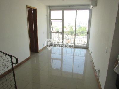 Méier, 2 quartos, 1 vaga, 85 m²