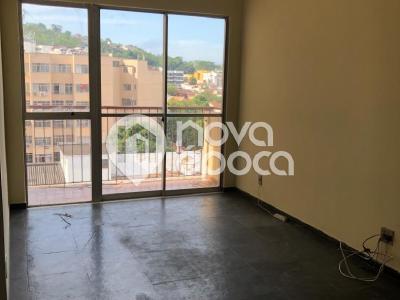 Vila Isabel, 2 quartos, 1 vaga, 59 m² 544112
