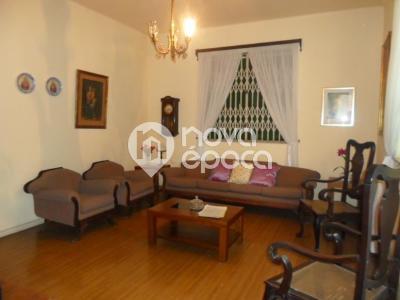 Laranjeiras, 4 quartos, 2 vagas, 215 m² 544890