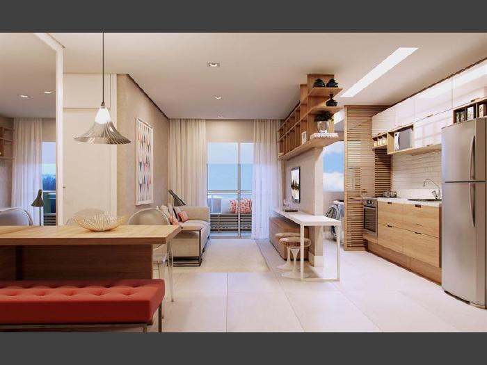 Cachambi, 2 quartos, 1 vaga, 58 m²