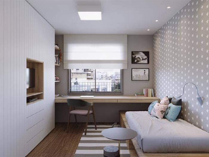 Foto 9: Leblon, 2 quartos, 1 vaga, 79 m²