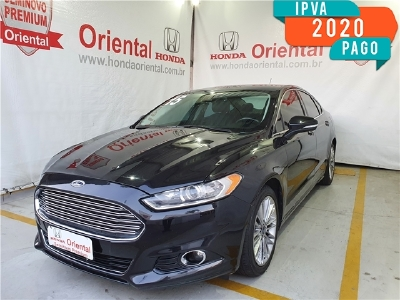 Ford Fusion 2015 546484