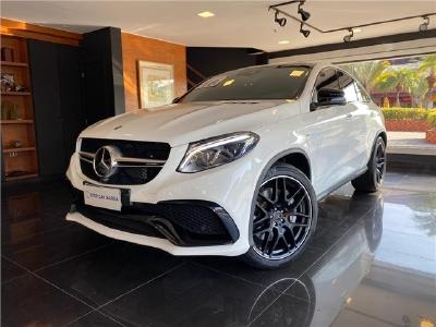 Mercedes-Benz GLE 63 AMG 2018 546852