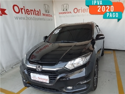 Honda HR-V 2016 549853