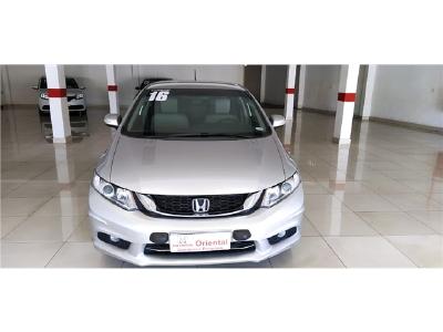 Honda Civic 2016 550161