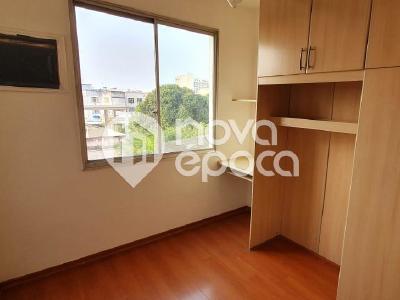 Engenho de Dentro, 2 quartos, 1 vaga, 65 m² 551125