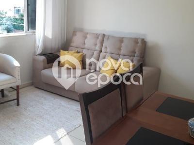 Tomás Coelho, 2 quartos, 1 vaga, 45 m² 551357