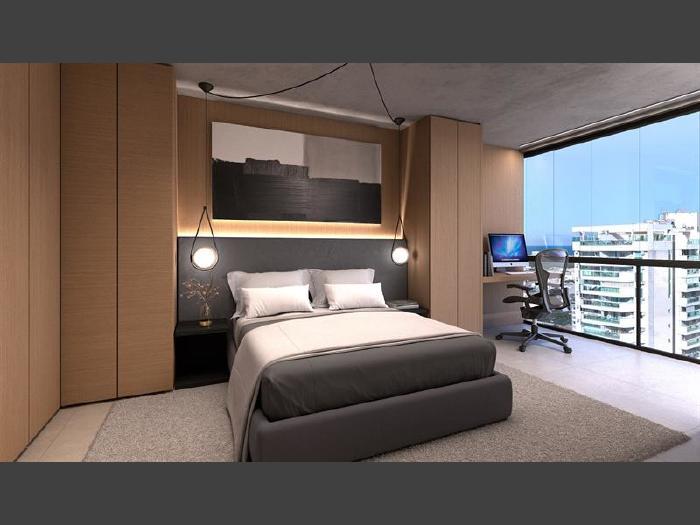 Foto 4: Recreio dos Bandeirantes, 3 quartos, 1 vaga, 84 m²