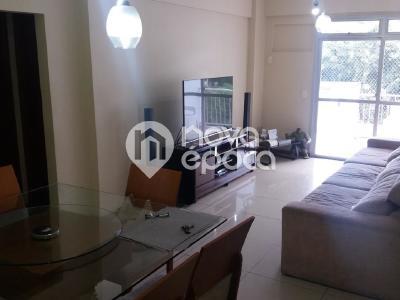 Engenho Novo, 2 quartos, 1 vaga, 98 m² 552098