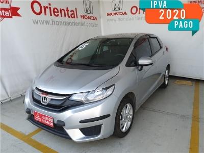Honda Fit 2015 552637