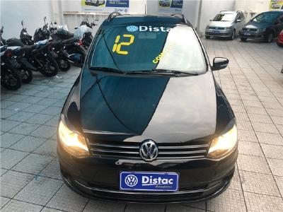 Volkswagen SpaceFox 2012 552743