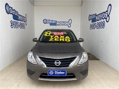 Nissan Versa 2018 552791