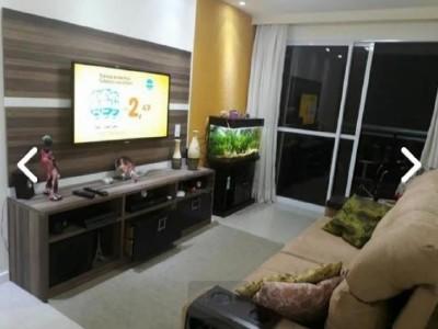 Santa Rosa, 2 quartos, 1 vaga, 78 m²