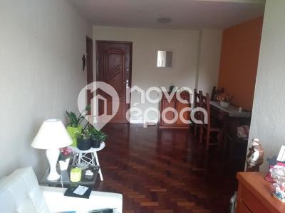 Méier, 2 quartos, 1 vaga, 76 m² 553109
