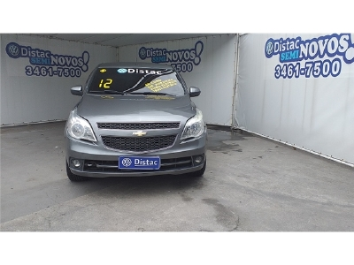 Chevrolet Agile 2012 553340