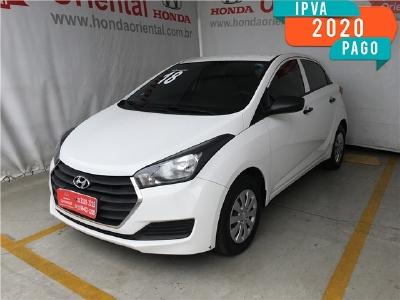 Hyundai HB20 2018 553704